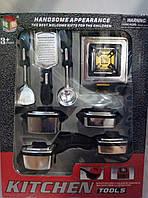 Набор детской посудки из 8 предметов, фото 1