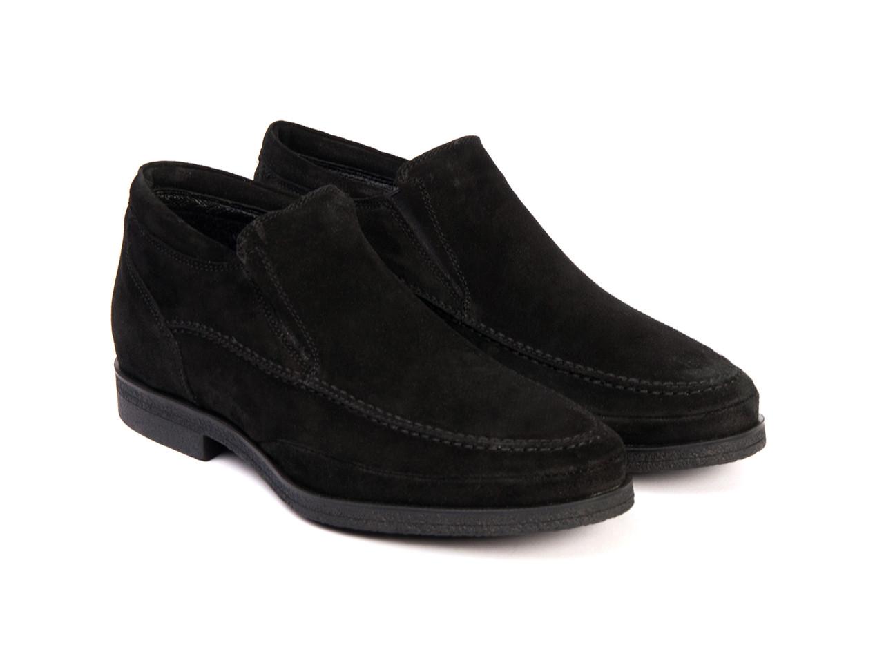 Ботинки Etor 6419-606-060 черные