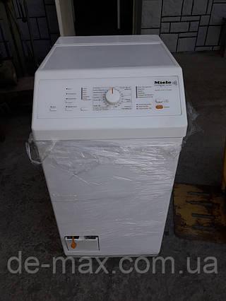 Стиральная машинка Miele W 254 Вертикальная с сотовым баком