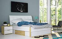 Кровать Флоренция Мягкая спинка 180х200 см. МироМарк