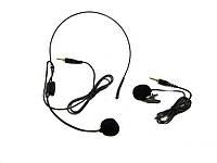Радиомикрофон UKC SH-300 XH с 2 гарнитурами (sp_3040)