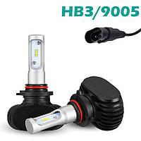 """Светодиодные лампы головного света """"Cyclon"""" HB3 (12-24V)(Type 9)"""