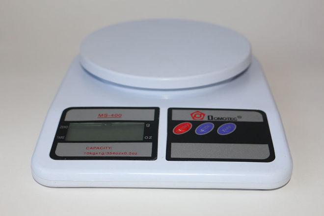 Весы Кухонные Электронные   ACS MS 400 Domotec до 10kg