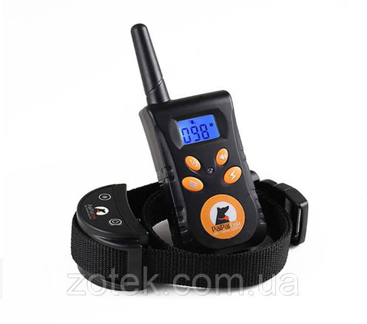 Электроошейник PaiPaitek PD520S для дрессировки собак , аккумуляторный