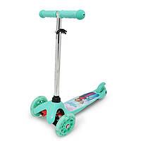 Детский трехколесный самокат Maraton Mini