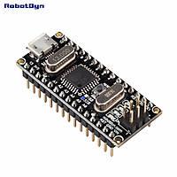 Arduino Nano V3.0 AVR ATmega328P Micro USB RobotDyn
