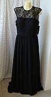 Платье вечернее с кружевом Magic Nights р.52 7773, фото 1