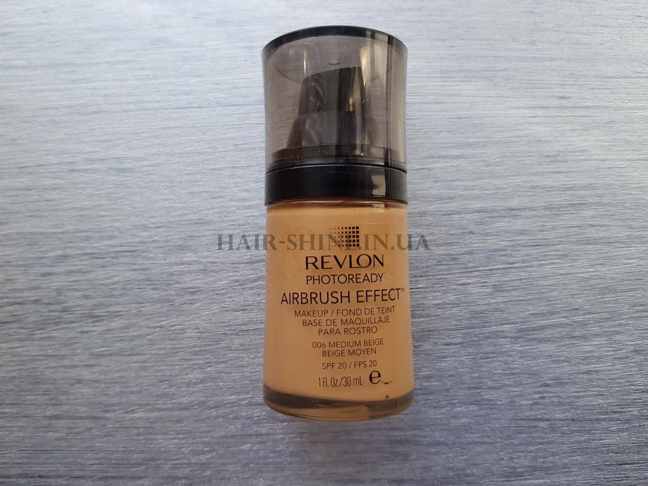 Тональный Крем Revlon Photoready Airbrush Effect Makeup Cool Beige   007 ( 30 мл)