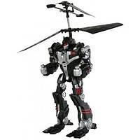 Летающий робот трансформер на радиоуправлении Transformers
