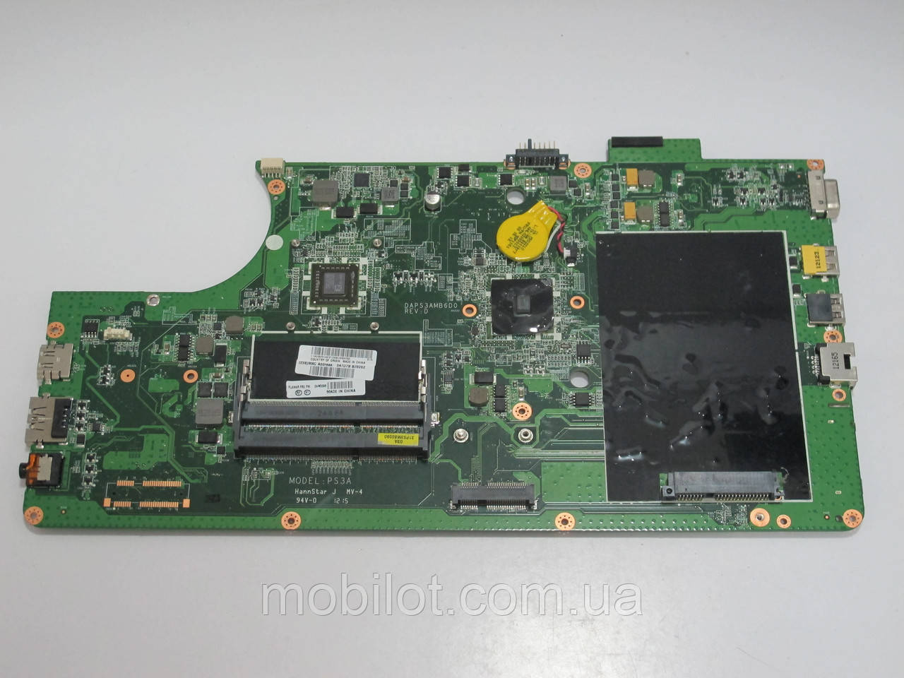 Материнская плата Lenovo E320 (NZ-6087)