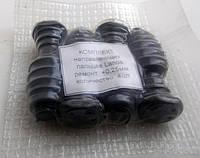 Направляющие суппорта Lanos +0,2 (2 ремонт) (к-т 4шт) упакованные