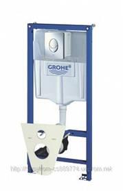 Инсталляция для унитаза Grohe Rapid Sl (38750)