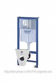 Інсталяція для підвісного унітазу Grohe Rapid SL (38775)