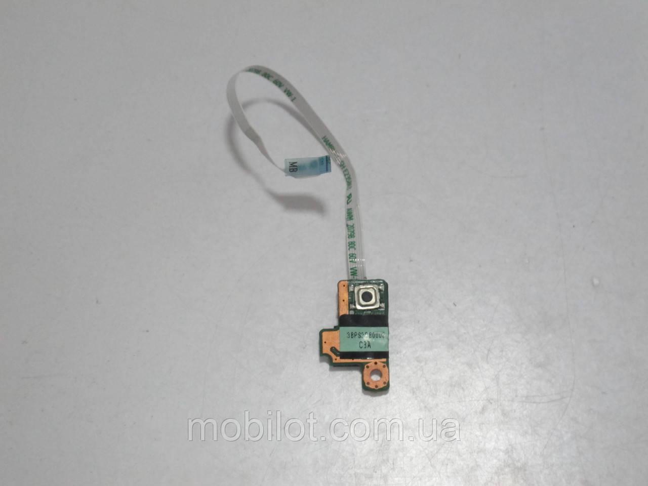 Кнопка включения Lenovo E320 (NZ-6092)
