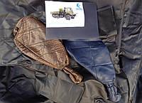 Чехол на рычаг переключателя передач, (кожзам) КАМАЗ (в ассортименте), КАМАЗ ЕВРО (кожзам), 53205-5130030 Р