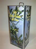 Олія оливкова extra vergine 5l
