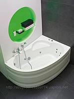 Ванна асимметричная с гидромассажем (150*100) левая,правая PoolSpa Серия: KLIO ASYM