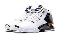 Мужские баскетбольные кроссовки Air Jordan 17 Retro Copper  Реплика