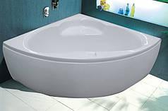Ванна угловая без гидромассажа 1400*1400*620 мм (рама + ножки + лицевая панель)