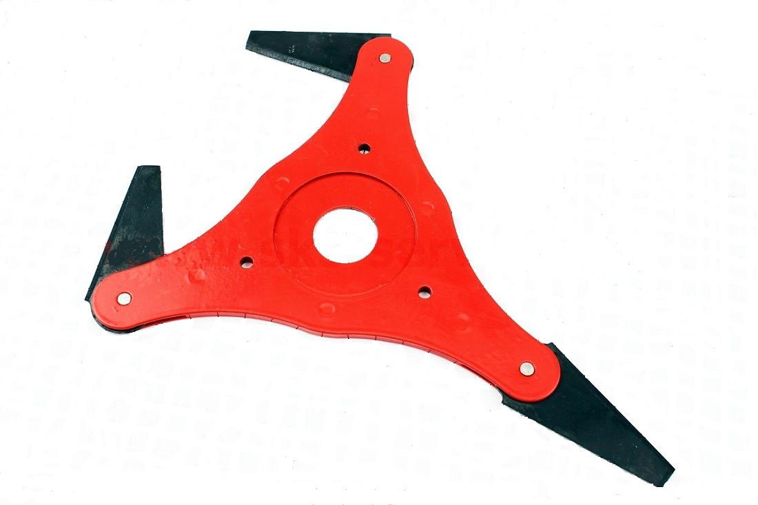 Сегмент до мотокоси (3 ножа)
