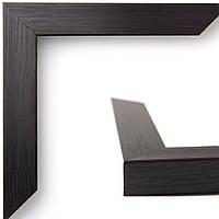 Рамка А1 84х60 22 мм ширина, цвет тёмный венге багет 2216-86MF