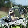 Кепка Тракер, Ukraine, L / 57-58 RU, Хлопок, Хаки, Inal, фото 4
