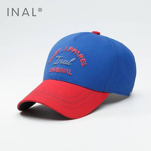 Кепка бейсболка, Original, Хлопок, Электрик, Inal
