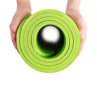 Коврик для йоги - коврик для спорта, фитнеса 8 мм, размер: 180 х 60 см