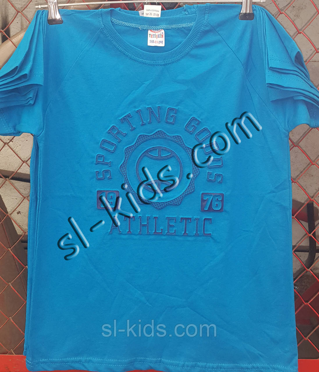 Футболка для хлопчика 7-11 років (НФ 1702) пр. Туреччина