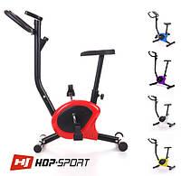 Механический велотренажер HS-010H Rio red до 100 кг. Гарантия 24 мес.