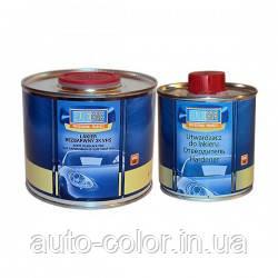 BLUE CAR Лак безбарвний 2+1 VHS 0,5 л + 0,25 л затверджувач