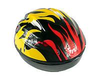 """Защитный шлем для ребенка -""""Огонь"""" - от 2 до 6 лет"""