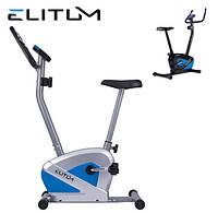 Магнитный велотренажер Elitum RX silver  до 120 кг. Гарантия 24 мес.