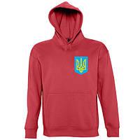 Толстовки с Украинской символикой, кофты с трезубцем, регланы на заказ.