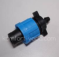 Старт 6мм Presto-PS для капельной ленты (TO-0117-06)