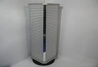 Металлическая вертушка стенд вращающийся для бижутерии,бисера и брелков