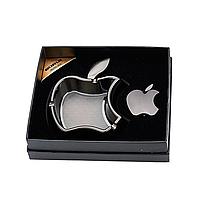 Подарочный набор: Пепельница+зажигалка (Apple)