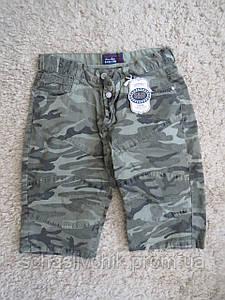 Детские джинсовые бриджи, шорты для мальчиков и девочек, размер 6-16, фирма S&D