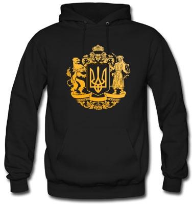 Сувенирная продукция с гербом Украины