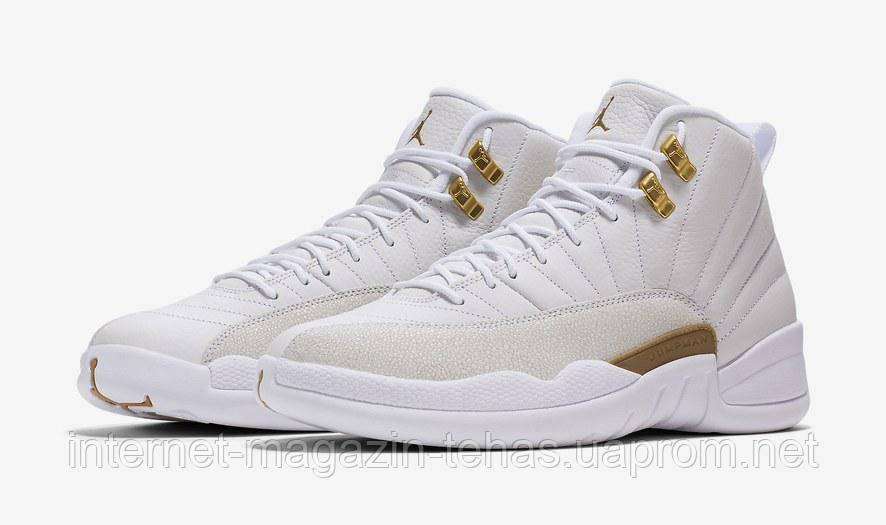 c7ba1acef85a ☆ Купить Женские Баскетбольные кроссовки Nike Air Jordan 12 OVO ...