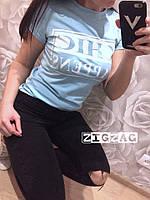 Женская футболка мод.1057