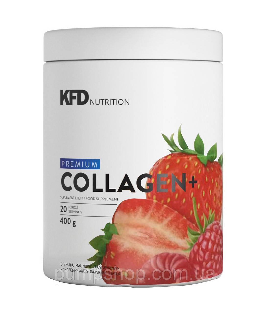 Колаген KFD Nutrition Premium Collagen Plus 400 г