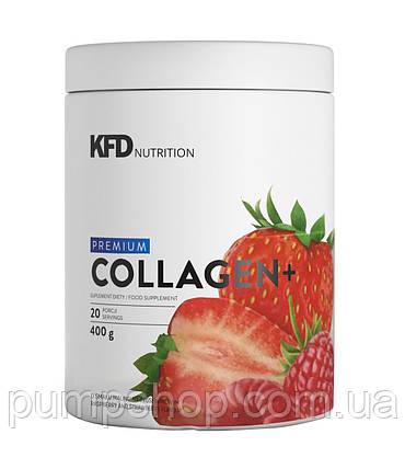 Колаген KFD Nutrition Premium Collagen Plus 400 г, фото 2