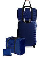 Дорожная сумка для ручной клади Coverbag электрик