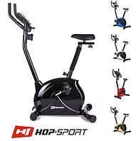 Магнитный велотренажер HS-2080 Spark grey до 120 кг. Гарантия 24 мес.