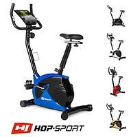 Магнитный велотренажер HS-2080 Spark blue  до 120 кг. Гарантия 24 мес., фото 1