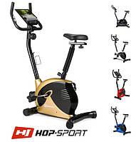 Магнитный велотренажер HS-2080 Spark Gold до 120 кг. Гарантия 24 мес.