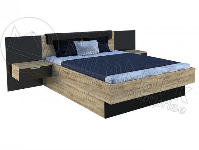 Кровати двуспальные декор