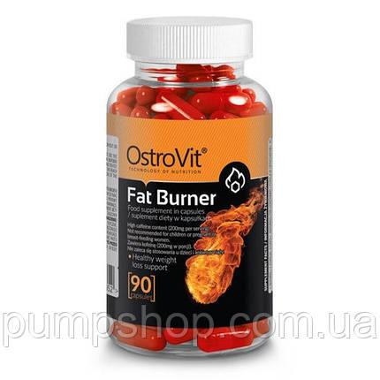 Жиросжигатель OstroVit Fat Burner 90 таб., фото 2