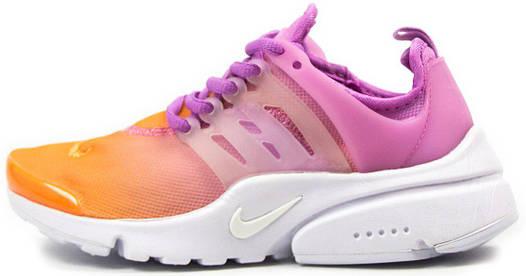 Женские кроссовки Nike Presto (Найк Престо) разноцветные